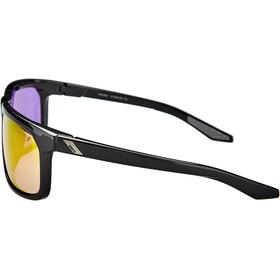 100% Hakan Bril, zwart/violet